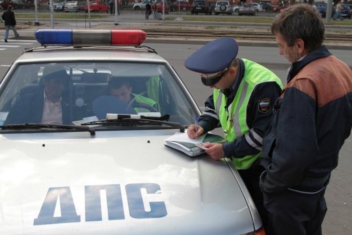За какие три нарушения лишают водительских прав