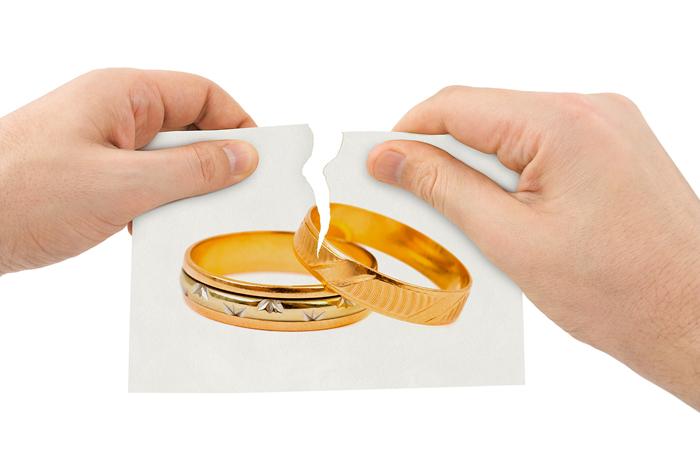 Расторжение брачного союза