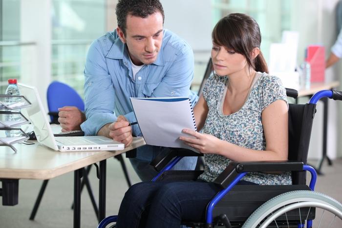 Помощь юриста инвалидам