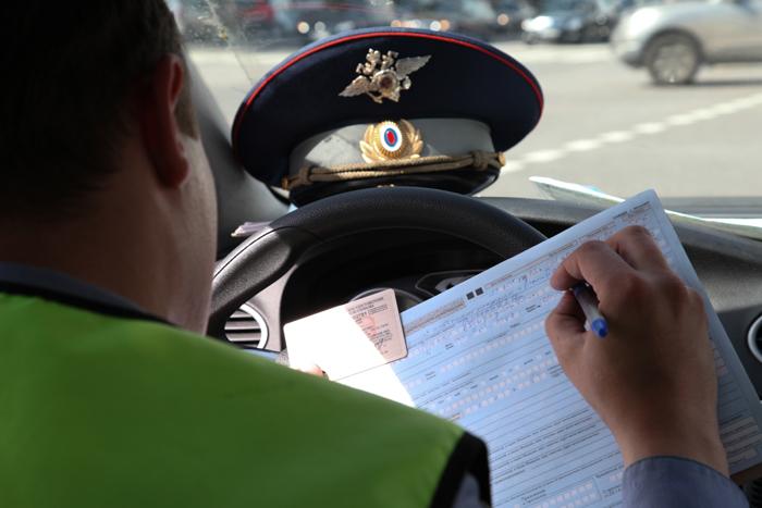 Наложение административного штрафа в 2016 году