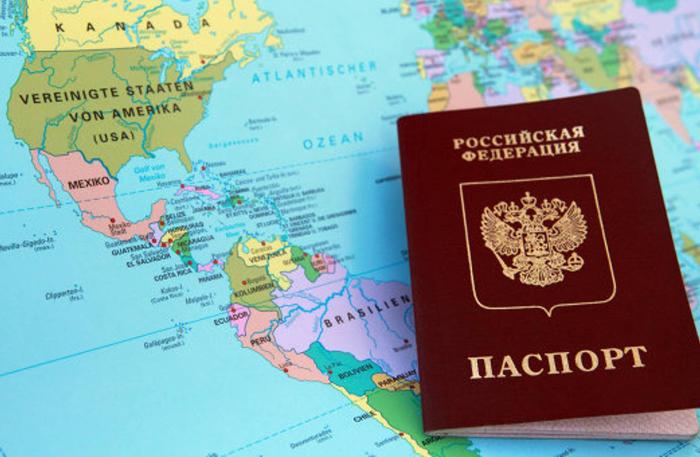 Последовательность шагов по получению статуса гражданина РФ