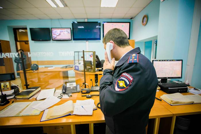Фиксация побоев в отделении полиции
