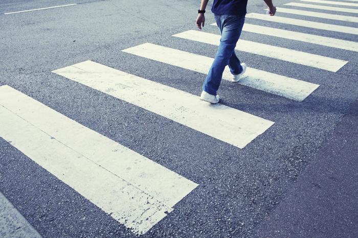 Изменился статус пешеходного перехода