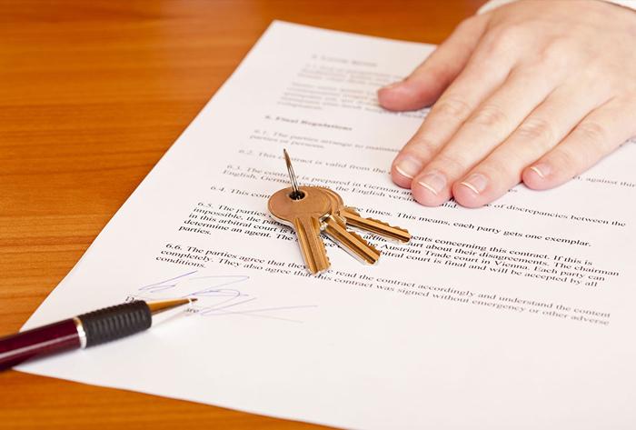 Расписка по сделкам с недвижимостью