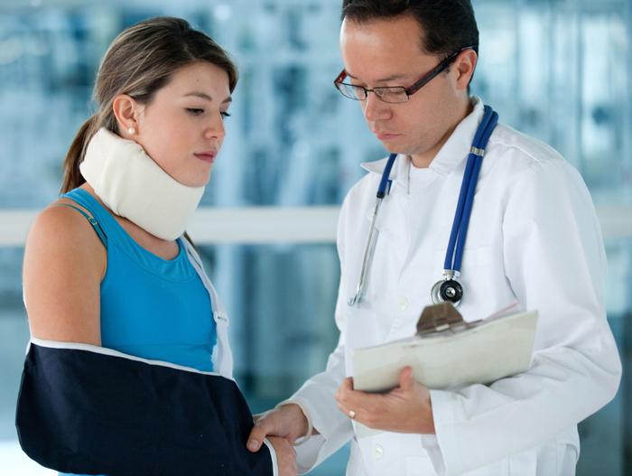 Снятие побоев в медицинском учреждении