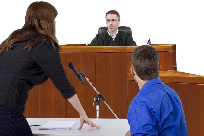 Конфликт с судьей