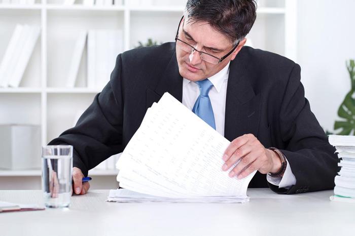 Подготовка документов на увольнение