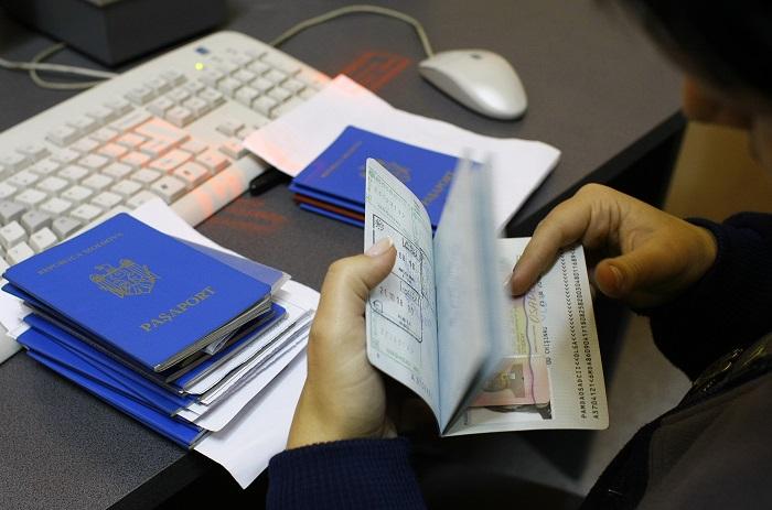 Регистрация справки для иностранцев