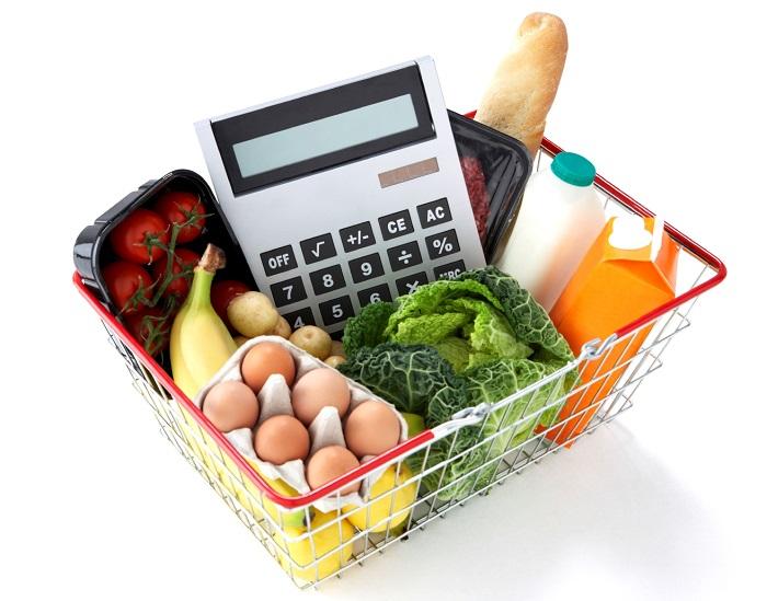 Как происходит формирование потребительской корзины?