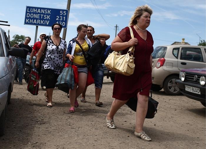 Как украинцу легализовать свой статус?