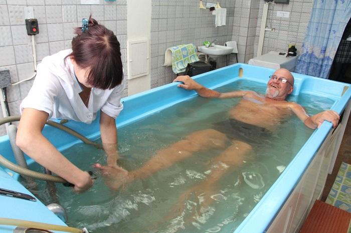 Лечение в санаториях