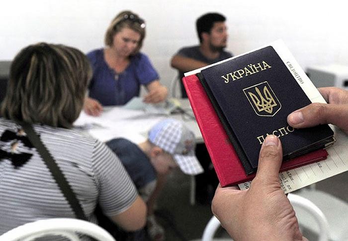 Помощь, которую могут получить украинские беженцы в 2017 году