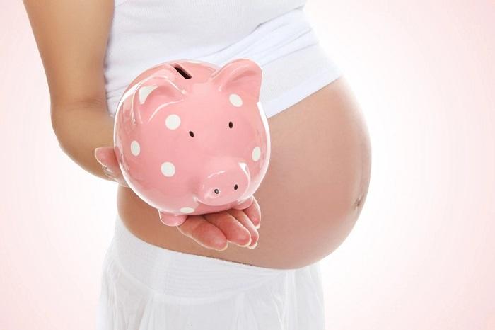 Какие выплаты может получить женщина во время декретного отпуска?