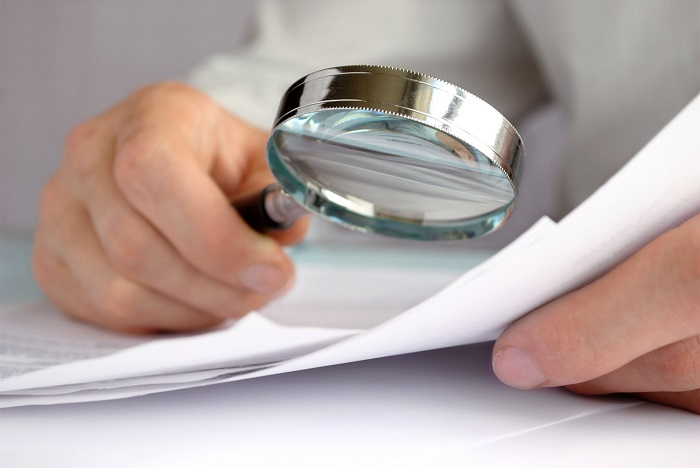 Проверка подлинности документа