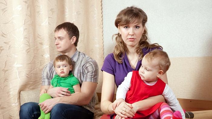 Особенности расторжения брака, когда есть несовершеннолетние дети