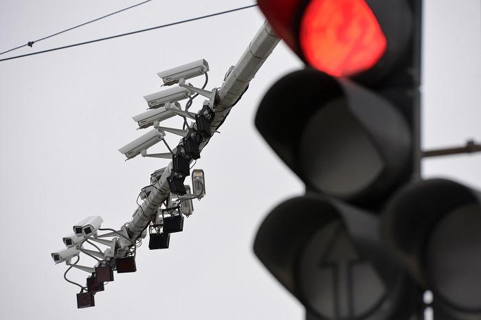 Уведомление о нарушении ПДД, зарегистрированном камерой видеофиксации