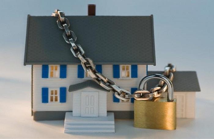 Кто накладывает обременение на жилую недвижимость?