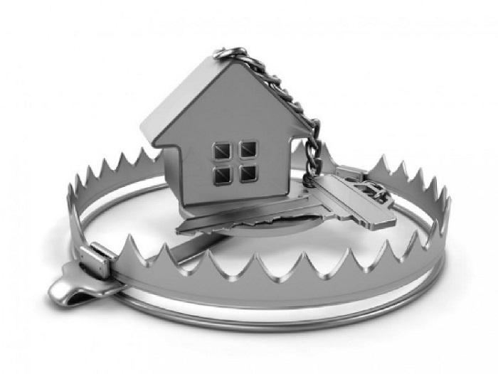 Особенности сделок с обременённой недвижимостью