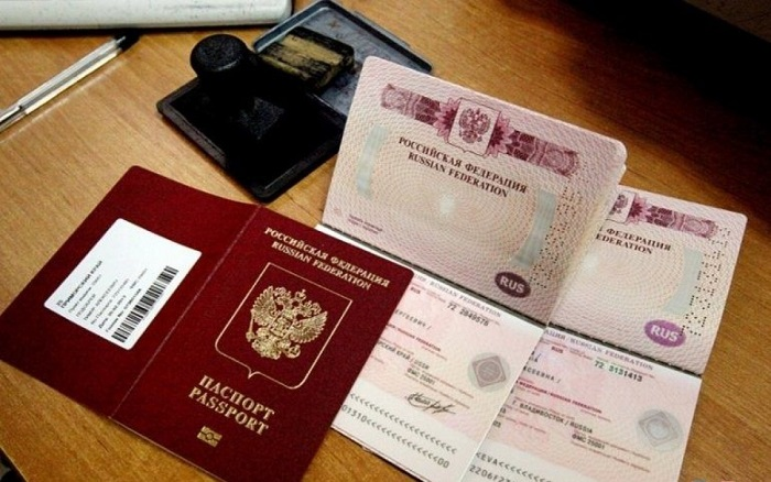 Сбор и подача документов на получение РВП
