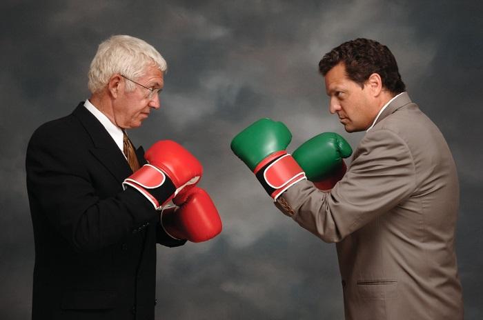 Как правильно вести себя в конфликтной ситуации?