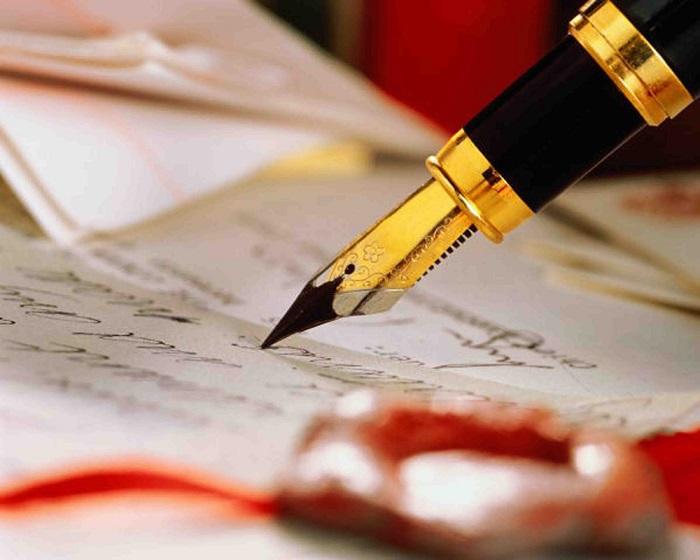 Как правильно написать письмо президенту?