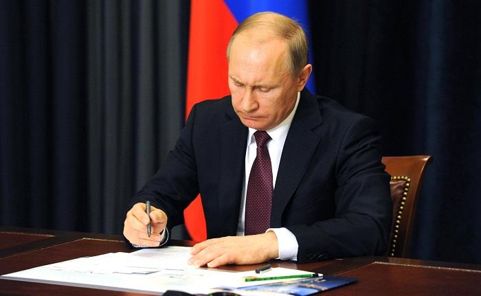 Как можно отправить письмо Владимиру Путину и причины отказа в рассмотрении обращения