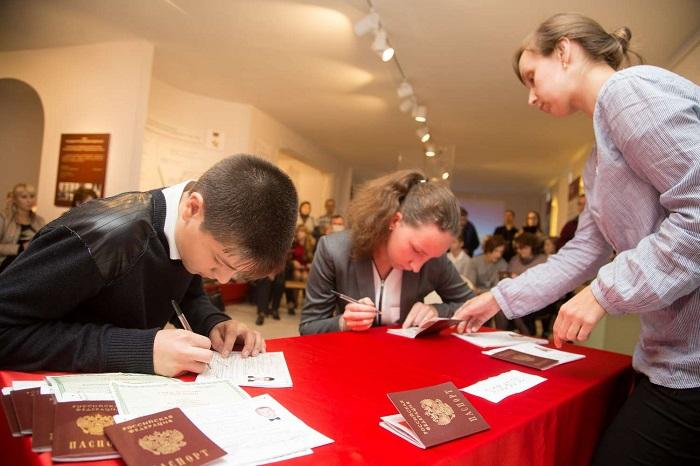 Процедура получения паспорта при достижении 14-летнего возраста