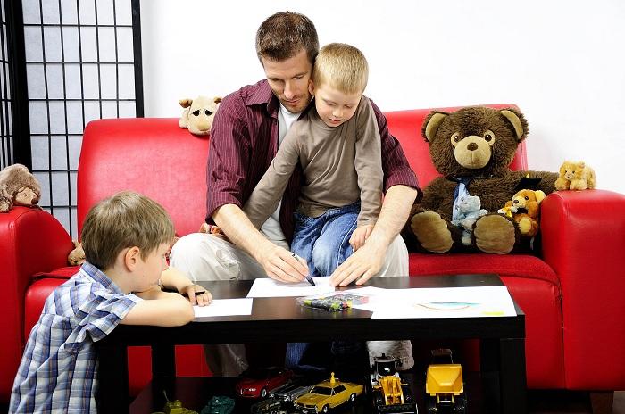Что подразумевается под предоставлением детской доли