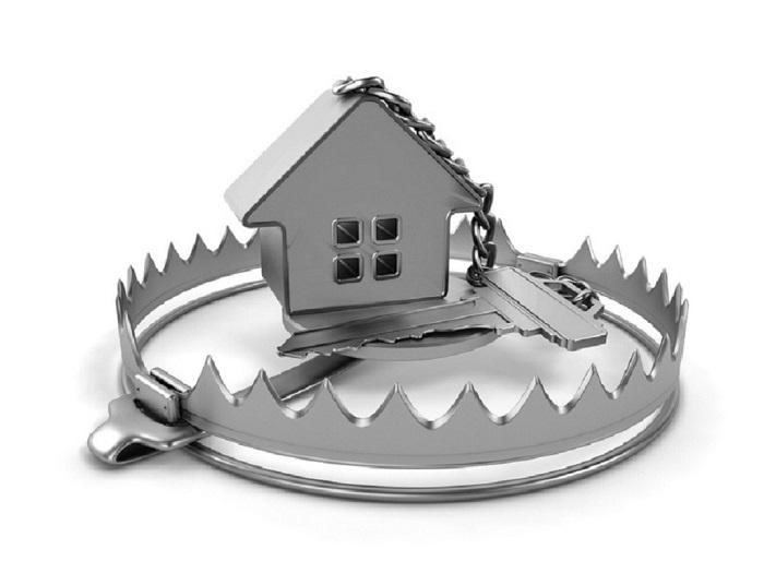 Какие риски возникают при приобретении недвижимости с обременением?