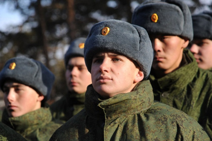 Прохождение военной службы