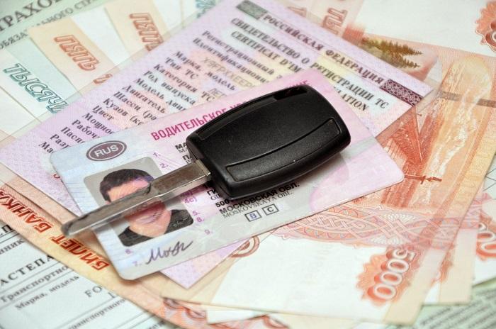 Размер взыскания за езду с просроченным водительским удостоверением
