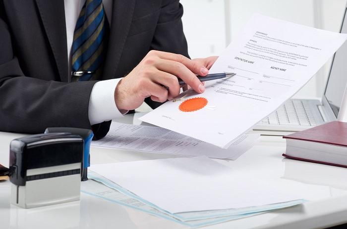 Формы юридической документации