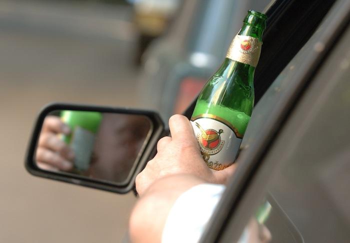 Лишение ВУ за пьяное вождение