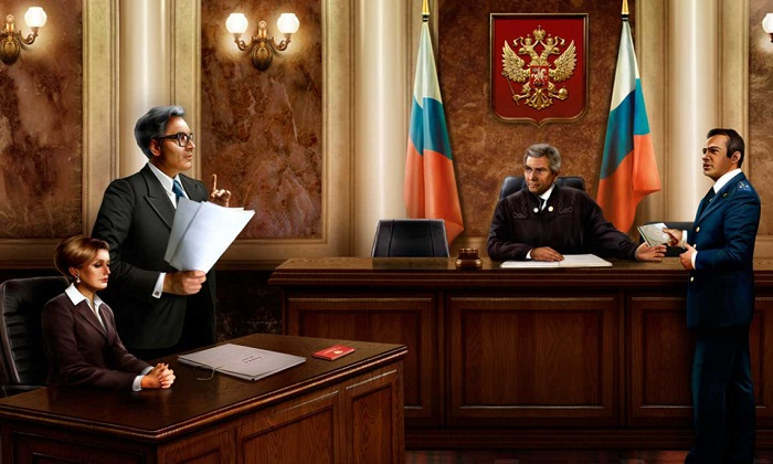 Этапы рассмотрения дела в Конституционном суде
