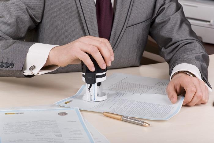 Юридические услуги по оформлению документов