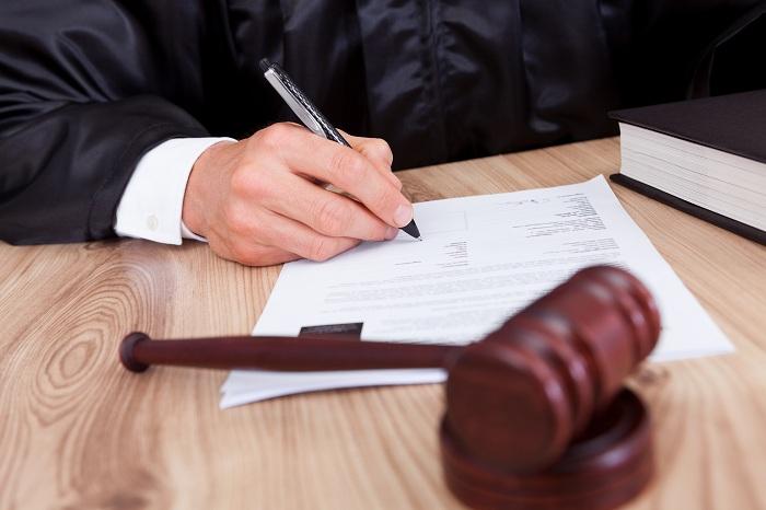 Этап 4. Получение судебного постановления