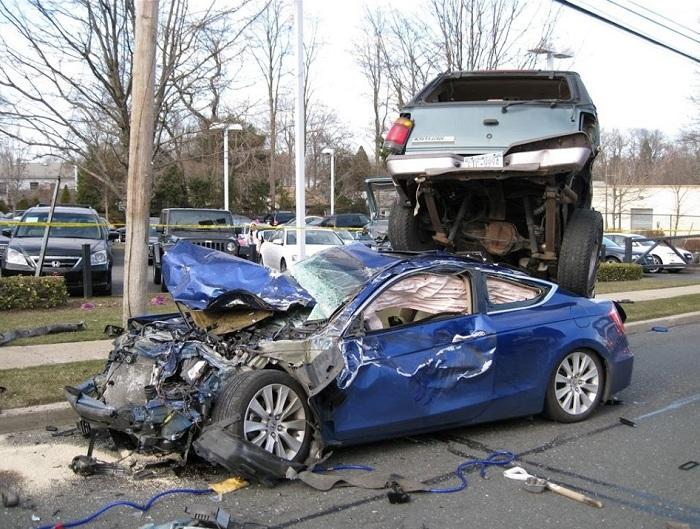 Что такое тотальная гибель автомашины?