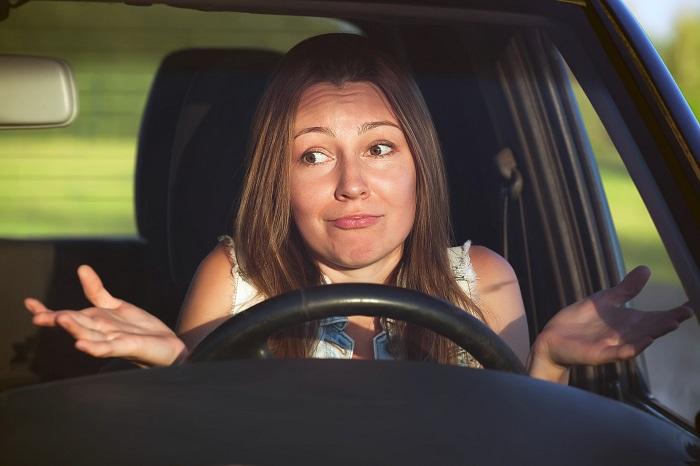Езда на автомобиле без страхового полиса