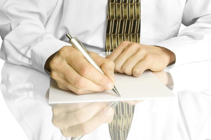 Написание претензионных писем, исковых заявлений и жалоб