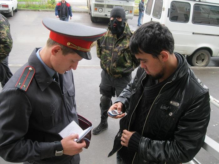 Общение с сотрудниками правоохранительных органов