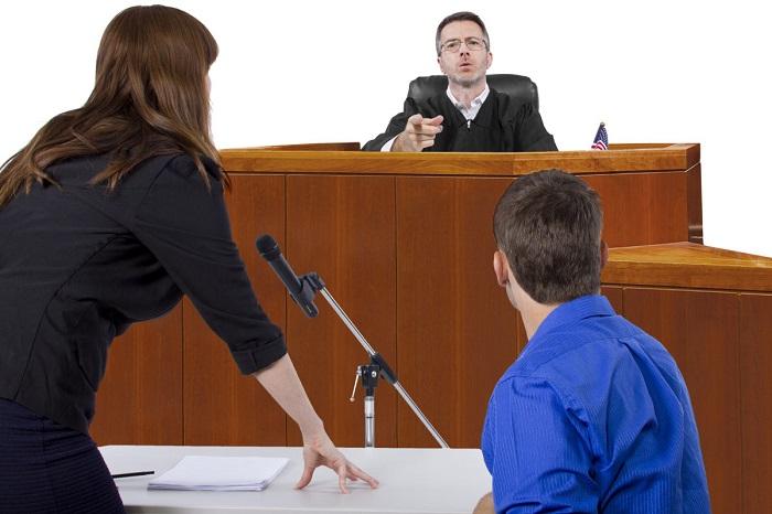 Участие судебных инстанций