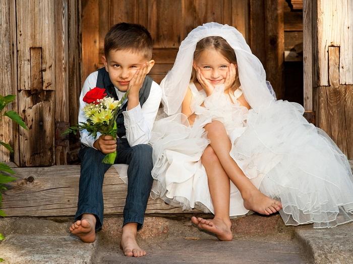 Брак с несовершеннолетним лицом