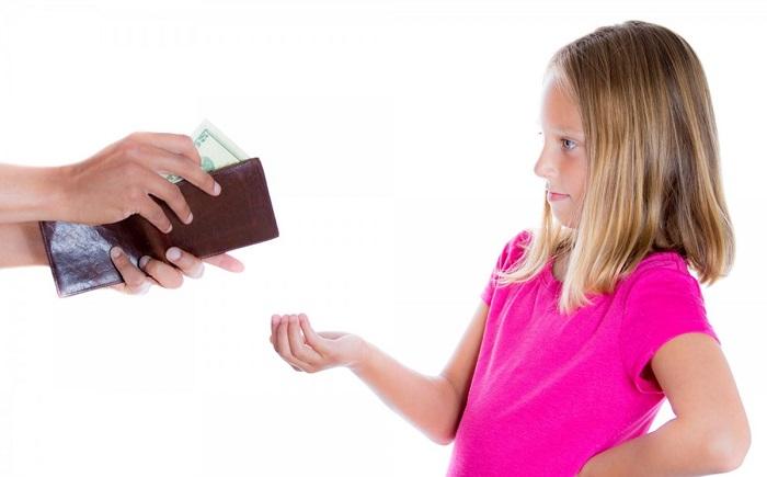 Добровольные выплаты на содержание детей