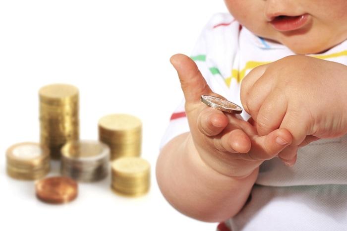 Как уменьшить алименты при рождении второго ребёнка?