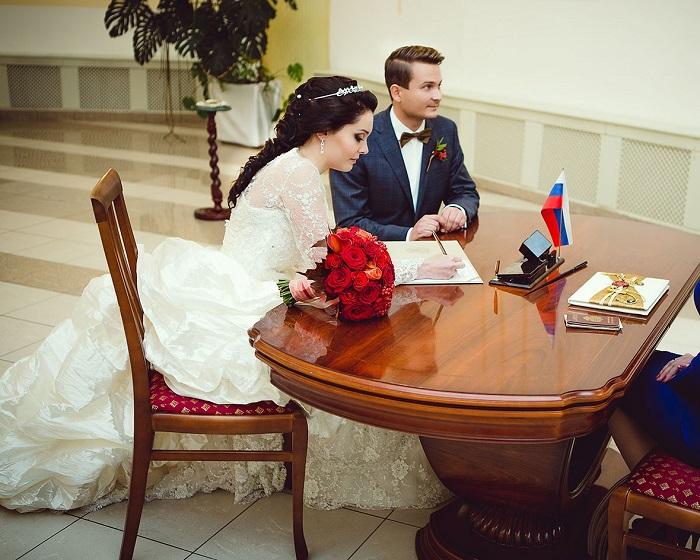 Пакет документов, необходимый для заключения брачного союза