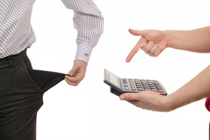 Сколько стоит банкротство физических лиц?