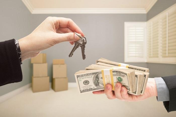 Продажа заложенной недвижимости или сдача в аренду