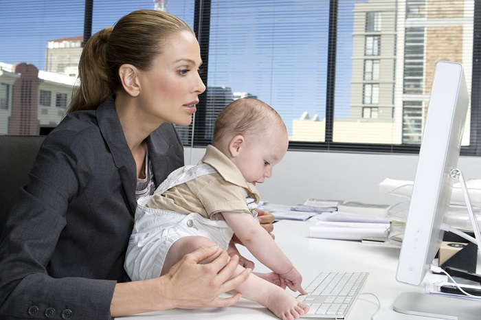 Выплаты трудоустроенным женщинам