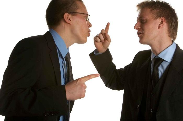 Причины споров