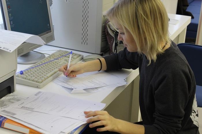 Процедура получения налогового номера